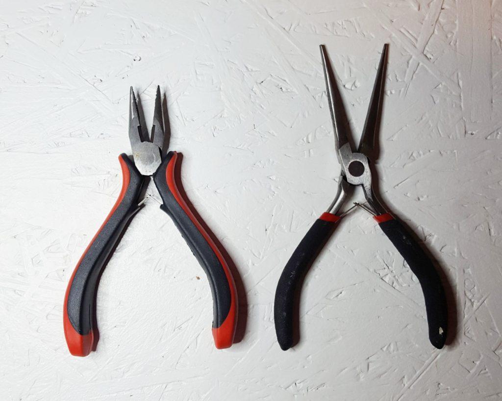 narzędzia jubilerskie do naszyjników