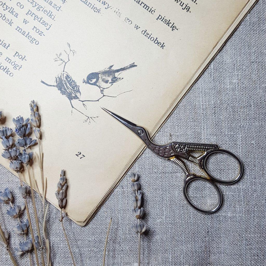 nożyczki do haftowania Needle Twiddle
